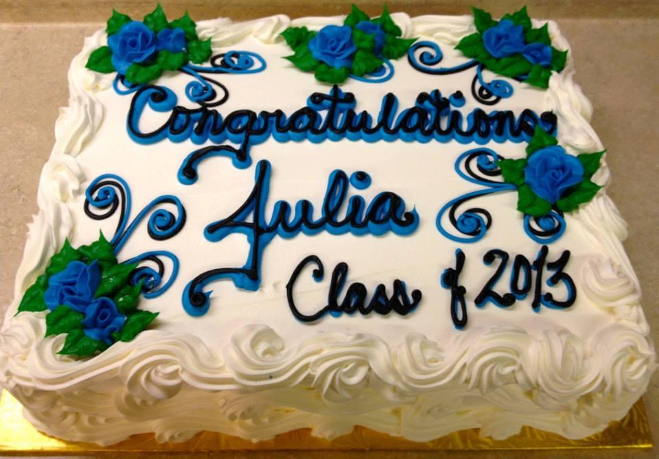 Graduation Cakes 187 Corbo S Bakery