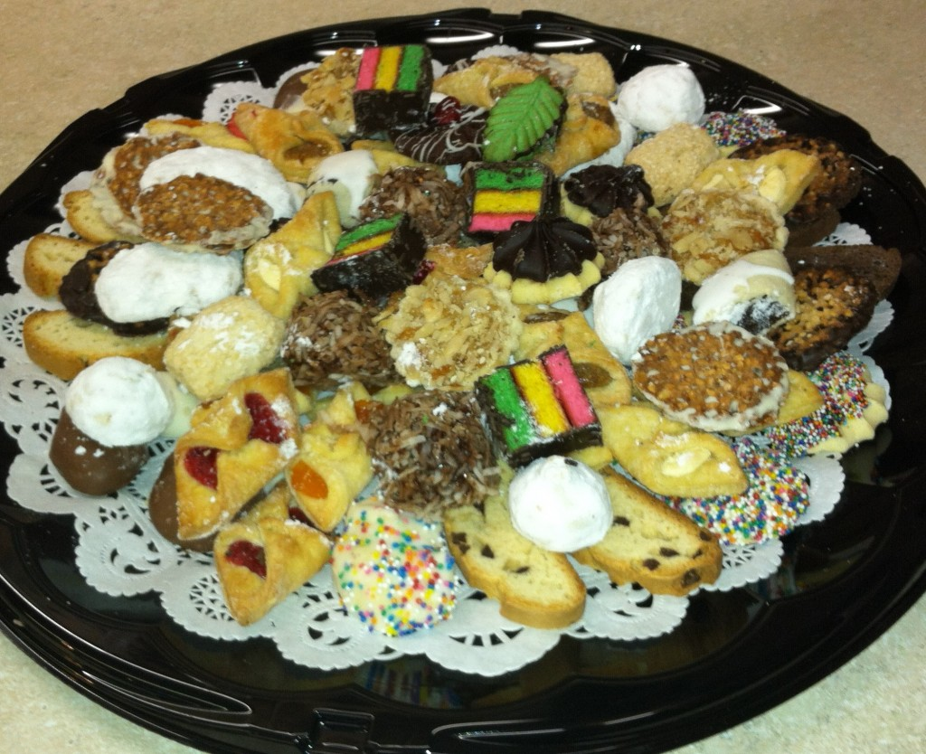 Cookie Trays » Corbo\'s Bakery